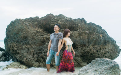 Yoshi and Ivy | Boracay Engagement